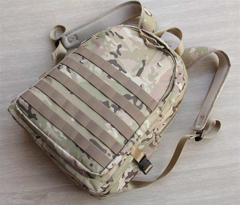 Level 3 backpack PUBG Backpack Winner Chicken Dinner bag Instructor Multi-functional Backpack 3 battlegrounds цена