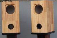 IWISTAO Customized Inverted Speaker 1 Pair Enclosure FOSTEX Official Drawing Full Range Speaker FF105WK