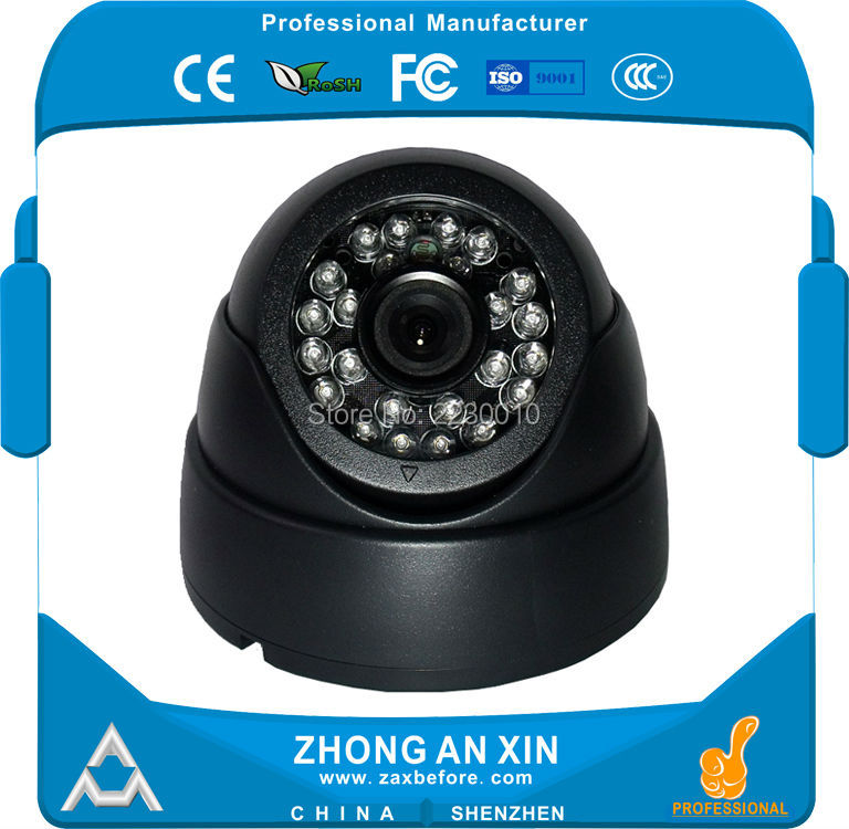 1080P AHD Infrared night vision Audio Pickup Dome vehicle camera Factory OEM ODM 4 in 1 ir high speed dome camera ahd tvi cvi cvbs 1080p output ir night vision 150m ptz dome camera with wiper