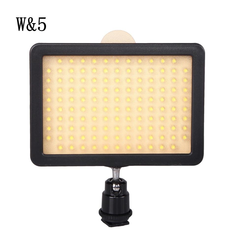 Hot WanSen W120 lumina LED-uri lumina camerei video pentru CANON - Camera și fotografia