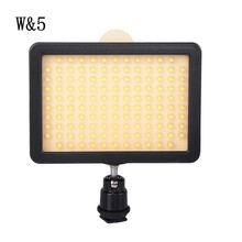 Hot WanSen W120 LED light Video Camera Light For CANON For NIKON wedding shooting small studio video-shooting
