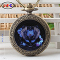 "Ravenclaw students quartz pocket watch ""Harry Potter"" the new large collections of quartz watch DS335"
