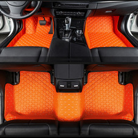 Car Floor Mats For Mini COUNTRYMAN COUPE PACEMAN CLUBMAN CABRIO ROADSTER Car Accessories Car Styling Custom