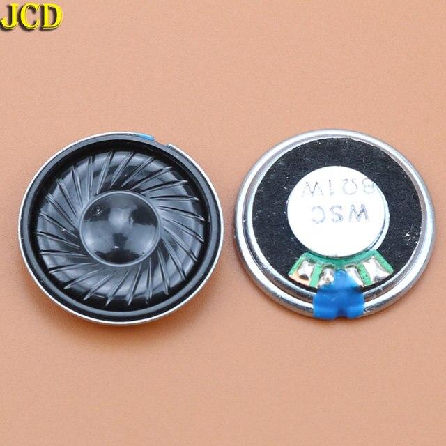 JCD 1 قطعة قطع غيار مكبر الصوت ل نينتندو d غيم بوي اللون GBA ل غيم بوي مقدما GBC مكبر الصوت قطر: 23 مللي متر