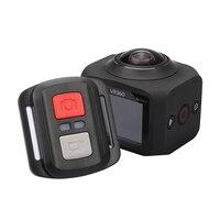 5Pcs Lot DHL Free Ship Cheap VR360 1920x1440 Wifi VR Camera 360 Action Camera 5Mp Photo