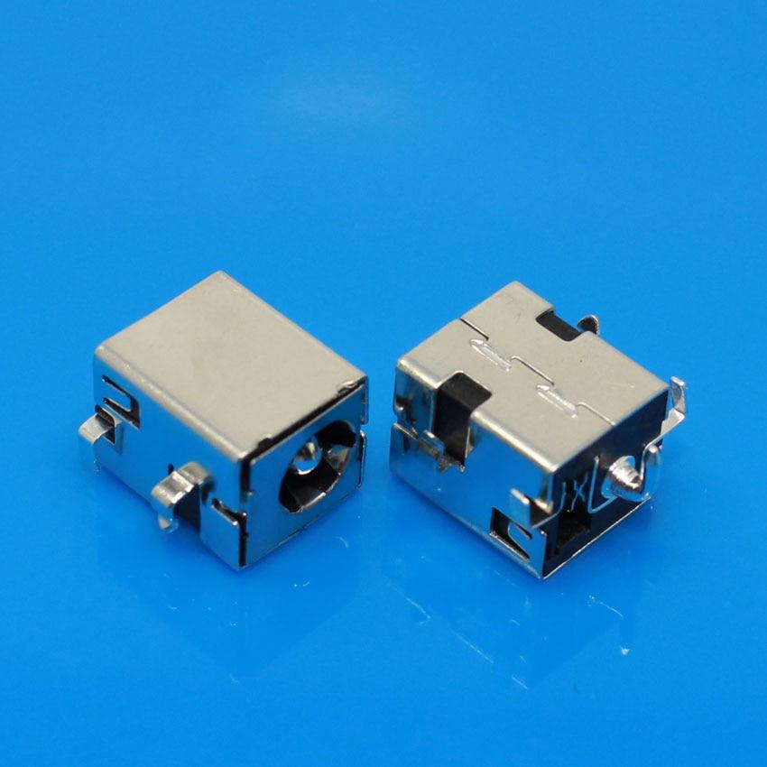 2.5mm DC Power Jack for Asus K53E K53SC K53SD K53SJ K53S K53SV K53SD K53TK K53 K53E charging power socket 1 piece 50pieces 2 5mm 100% new dc power jack for asus k53 k53s k53e k53s k53sv a53z a53s k53sj k53sk port socket connector plug