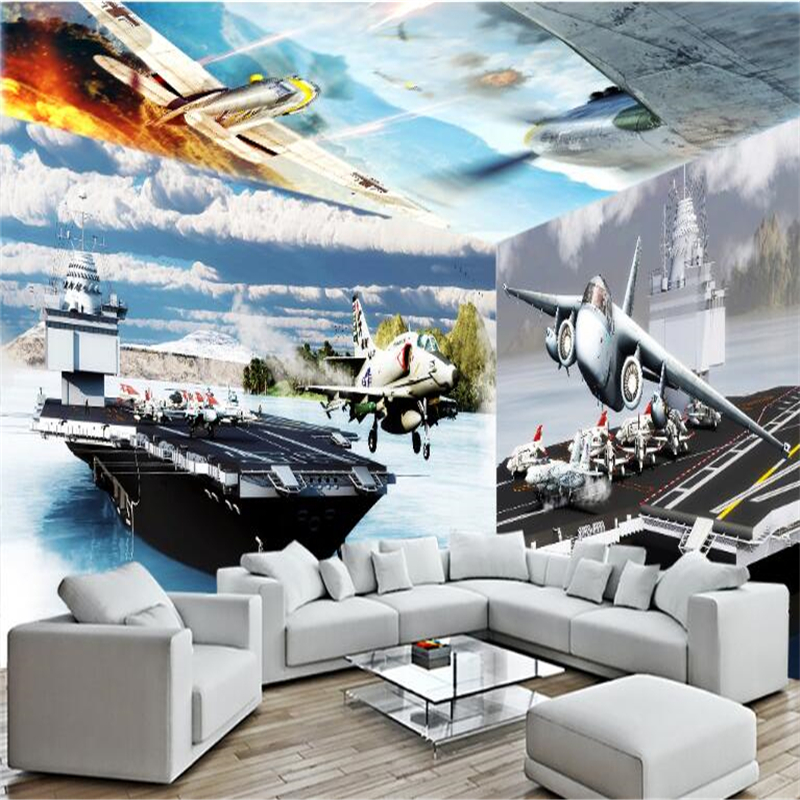 Airbus a380 800 promotion shop for promotional airbus a380 for Cockpit wall mural