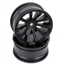 Scale Wheel Rim no Tire For Rc Car 1 10 On Road Racing Car Crawler Drift