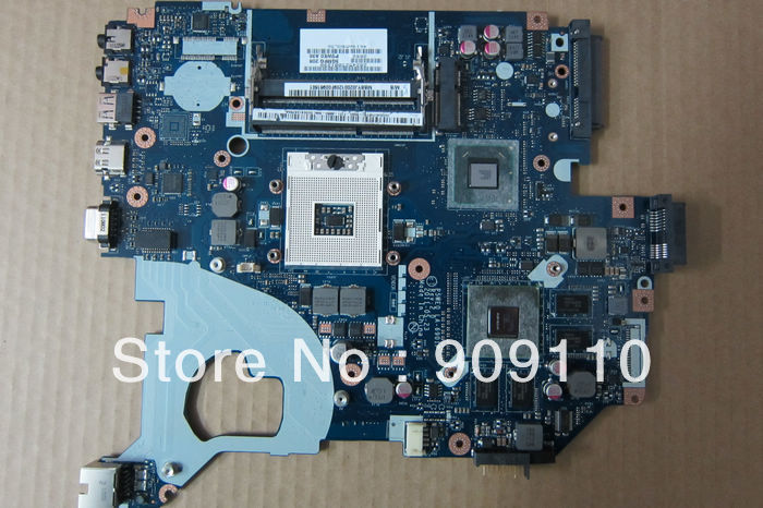 5750  non-integrated for motherboard laptop 5750  MBBYJ02001   P5WE0  LA-6901P 5750 5755 non integrated motherboard for laptop 5750 5755 mbrcf02001 la 6901p