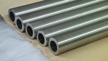 Tubo oco titanium puro industrial do comprimento ta2 de 100mm lustrou o tamanho da tubulação de ti :( identificação de 10mm, 14mm od)