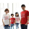 t-shirt	mommy and me clothes	fashion	mother father baby	cotton	family matching outfits	short sleeve	letter	5055