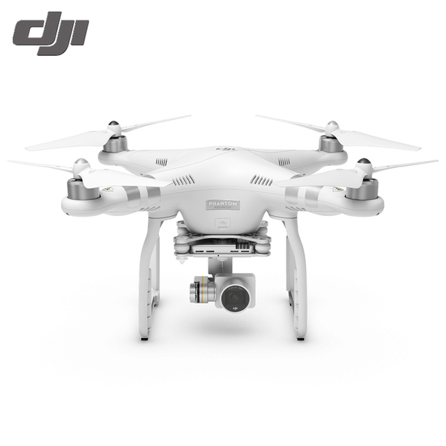 Original DJI Phantom 3 Advanced FPV APP Camera Drone With 1.2MP HD Camera Rc Quadcopter With Brushless Gimble GPS System