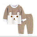 Baby Boy Girl Newborn Set For Babies Boy Clothes 2pcs/set Cotton Suit(Shirt+Pants)Infant Autumn Spring Set Baby Romper YD011