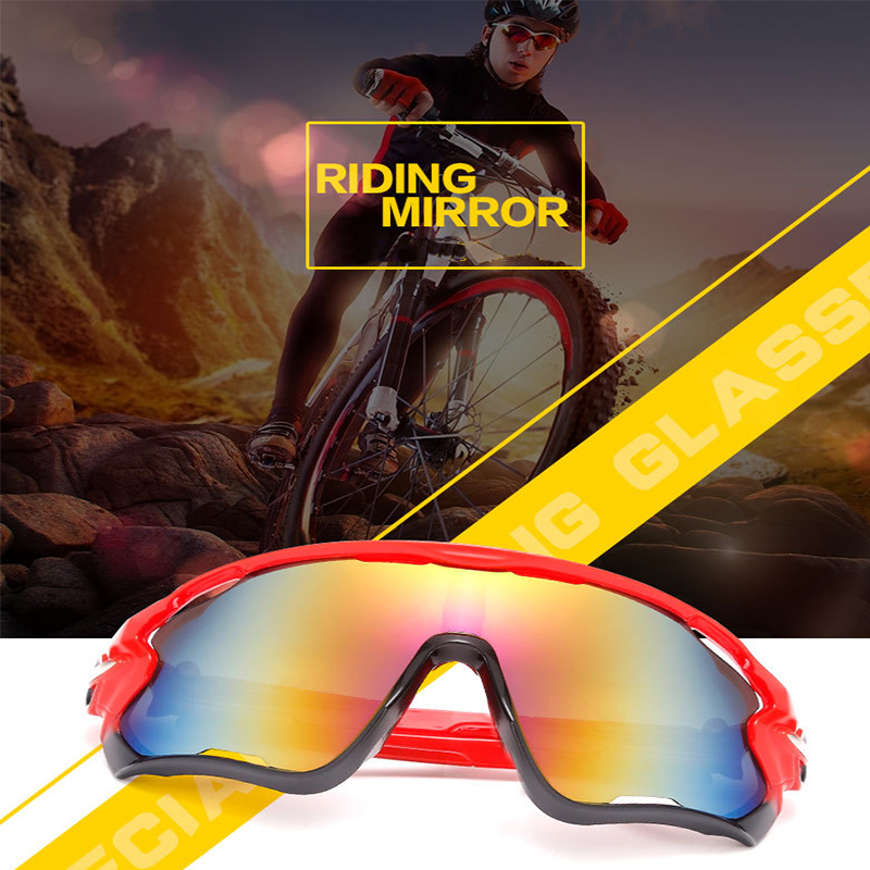 NEW Outdoor Sports Cycling Bicycle Bike Riding Sun Glasses Eyewear Goggle UV400