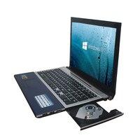 15.6 inch Lướt Nhanh Windows8/7 máy tính xách tay máy tính 8 GB + 1 TB HDD intel celeron J1900 2.0 Ghz Quad Core WIFI webcam DVD 8 gb máy tính xách tay