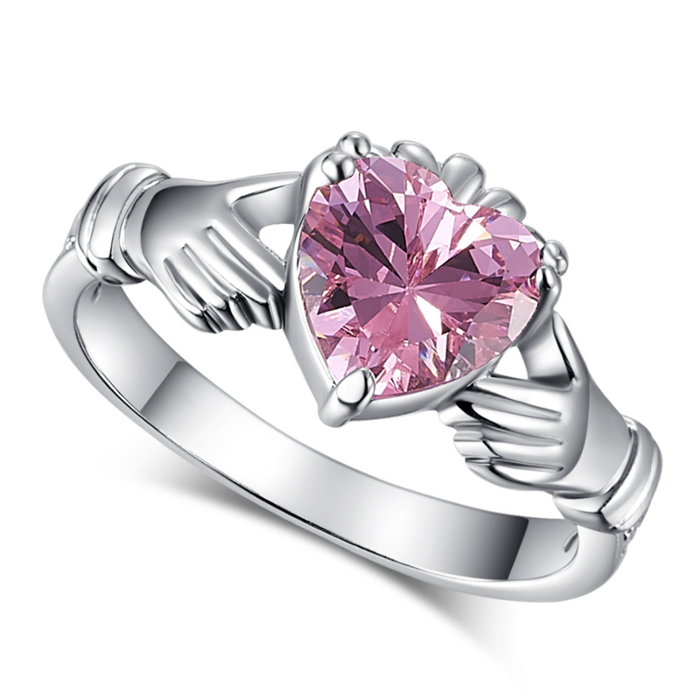 line Get Cheap Womens Claddagh Rings Aliexpress