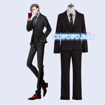 Anime! Japanese Voice Actor Division Rap Battle DRB Jyuto Iruma Uniform Cosplay Costume Daily Outfit 2018 New Free Shipping