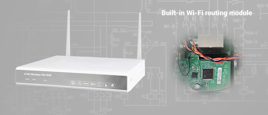 wireless system (9)