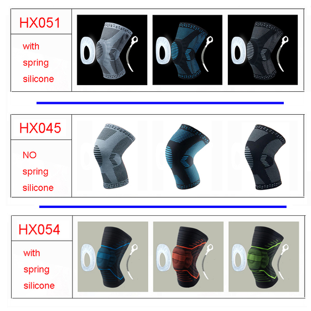 Silicone Knee Pad  1