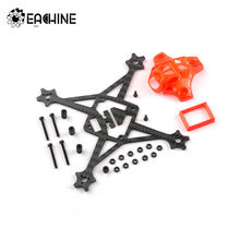 Eachine RedDevil 105mm 2-3 S distancia entre ejes FPV Racing Frame Kit para RC Drone Control remoto Accesorios(China)