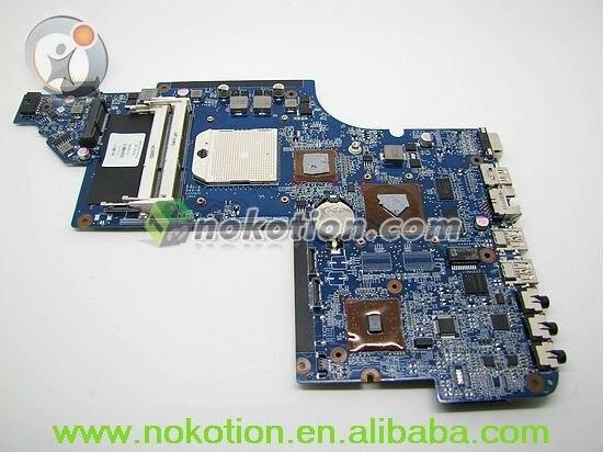 640453-001 For Hp DV6 laptop motherboard DDR3 Mainboard full tested laptop motherboard for hp pavilion dv6 dv6 6000 640453 001 amd hd4200 hd 6470m ddr3
