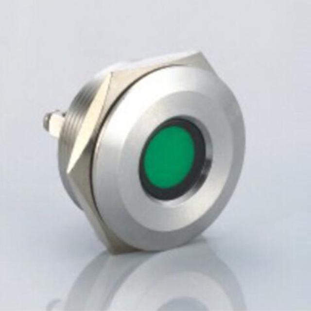 5pcs packing 30mm screw type smart 24 volt led indicator lights