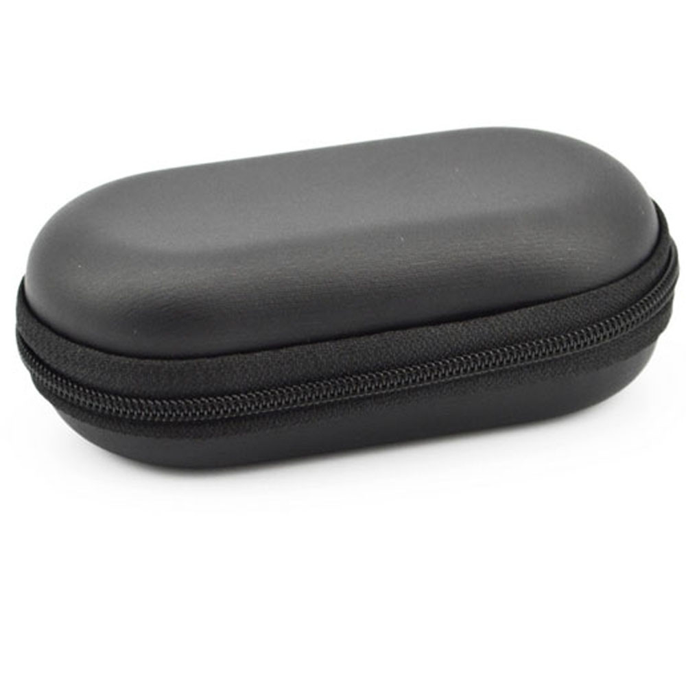 2016 Superior Quality Portable Mini Round Hard Storage Case Bag for Earphone Headphone SD TF Cards AU18