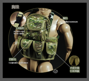 Image 5 - PATTIZ 1/6 12sharp shooter soldier action figure  high quality military model  action figure  Accessories New boxed