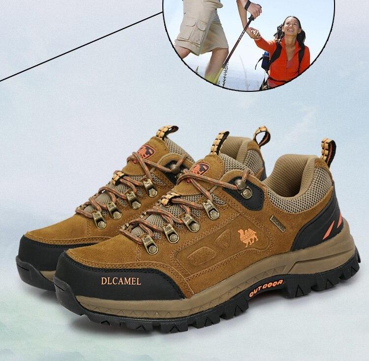 Caminhadas Sapatos de Escalada Tênis de Inverno