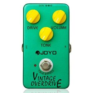 Vintage Overdrive Guitar Effec
