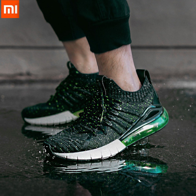 Xiaomi mijia Original FREETIE Casual Sports Shoes High Elastic Air Cushion Shoes TPU Air Damping Outdoor Sneakers shoes Dropship