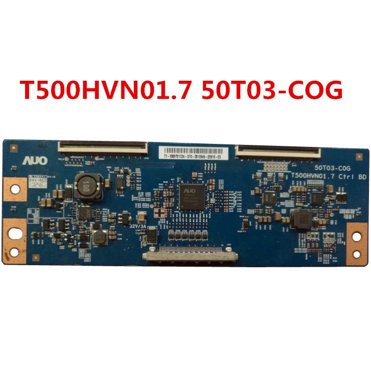 Free shipping original logic board T500HVN01 7 50T03 COG 50T03 C0G stock in stock