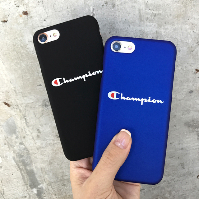 coque iphone 5 champion noir