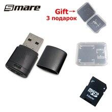 MIXZA CR36 USB 2 0 microSD card reader maximum support 128GB High Quality mini card reader