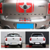 Car Tail Metal 3D Letters Sticker And Emblem Rear Trunk For MINI Cooper Countryman R60 F60 Car Styling Accessories discount