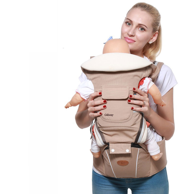 Baby Carrier Ergonomic Carrier Backpack Hipseat for newborn and prevent o type legs sling baby Kangaroos-in Backpacks & Carriers from Mother & Kids on AliExpress