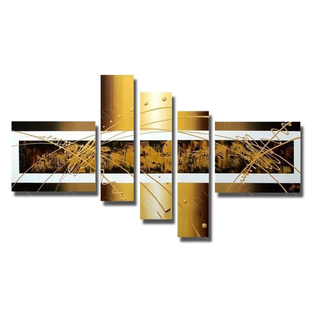 Free Shipping Big Size Modern Oil Painting On Canvas Abstract ...