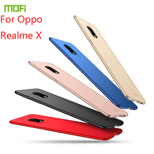 New 2019 For Oppo Realme x Case Cover MOFI High Quality Hard pc Phone Shell Fitted