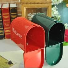 Новое поступление Zakka фото реквизит/украшение дома почтовый ящик с подставкой/хранение для почтовых ящиков/поздравительных открыток/почтовых открыток