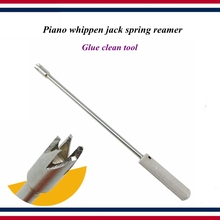 Piano tuning repair tool parts,Piano keyboard bit reamer,Piano Action whippen Lncense coil spring reamer,Glue clean