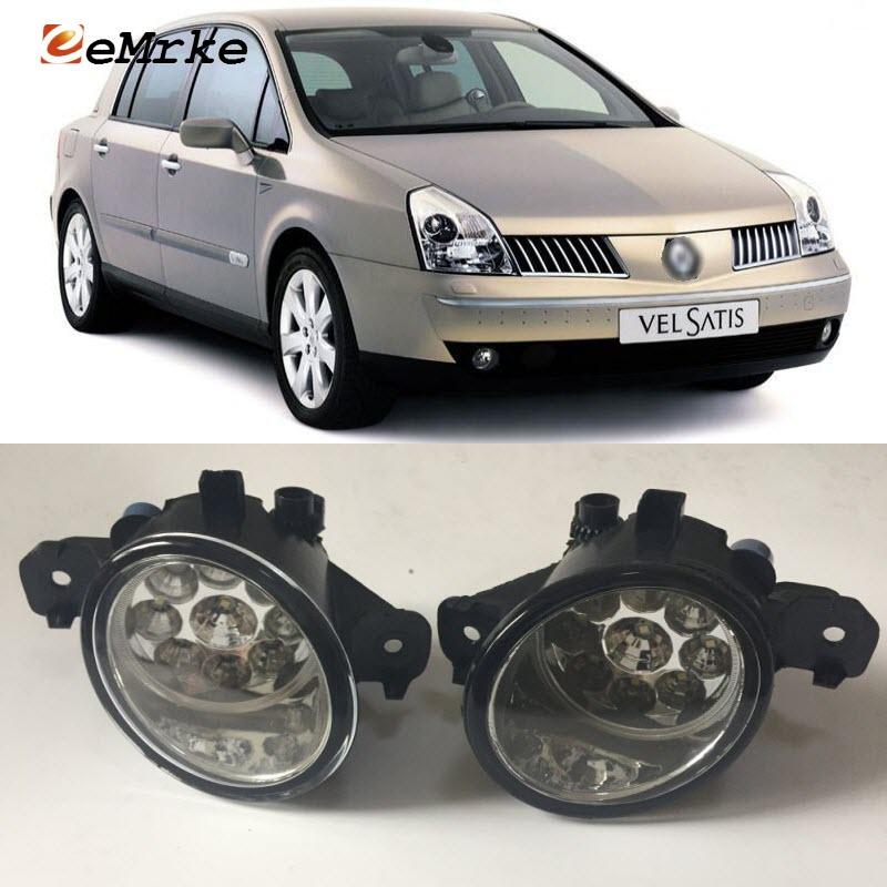 Online Shop Eemrke For Renault Vel Satis 2001 2009 9 Pieces Led