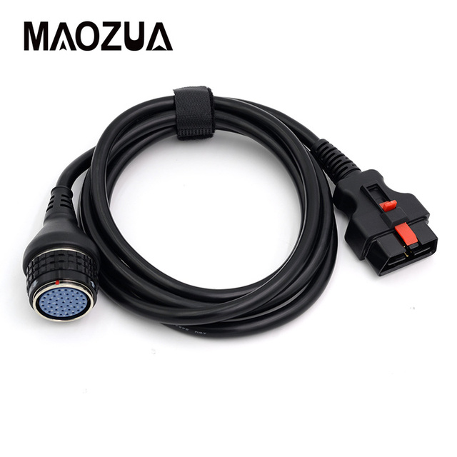 C5 16pin Main Cable MB Star C4 SD Connect Compact 4 for Main Testing Cable Multiplexer Car Diagnostic Tools Adapte Accessories