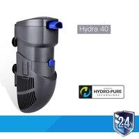 800L/h Ocean Бесплатная Hydra 40 Аквариум Внутренний фильтр для 200 500L Fish Tank Погружной фильтр ЕС Plug водных depurator