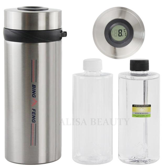 Portable Insulin Refrigerator Cooler Bag Travel Cup Pill Cases Box Mini Fridge For Diabetes