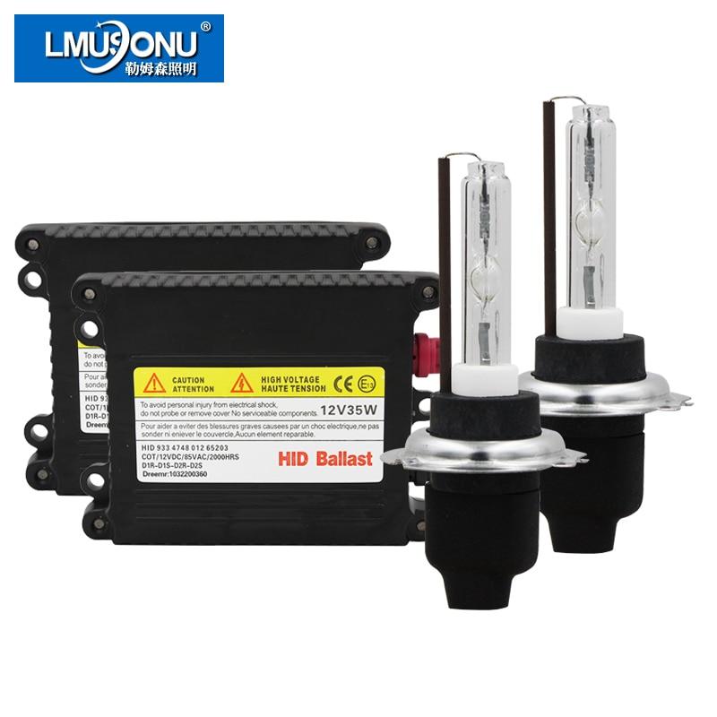Xenon HID Conversion Ballasts Headlight Bulbs Kit 9006 9005 3000K-10000K LB-Type