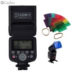 Cadiso YN320EX Wireless HSS TTL Flash Speedlite GN31 Trigger Flash Light For Sony A7II A7RIII A6500 A6300 A6000 DSLR Camera