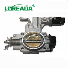 Loreada Throttle body for Beiqi Wei Wang DFSK Engine UAES System Diameter 45mm OEM quality with Sensor and IACA(China)