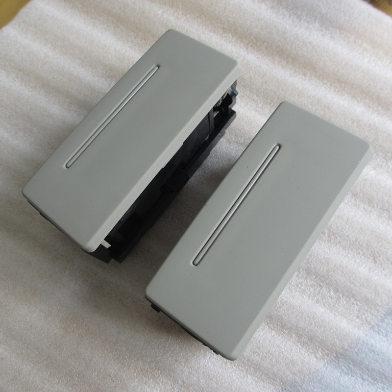PAIR LIGHT Gray DOOR Rear ashtray FOR <font><b>AUDI</b></font> <font><b>A6</b></font> C5 C6 1998-2011 4B0 857 406 B 4B0 857 405 B image