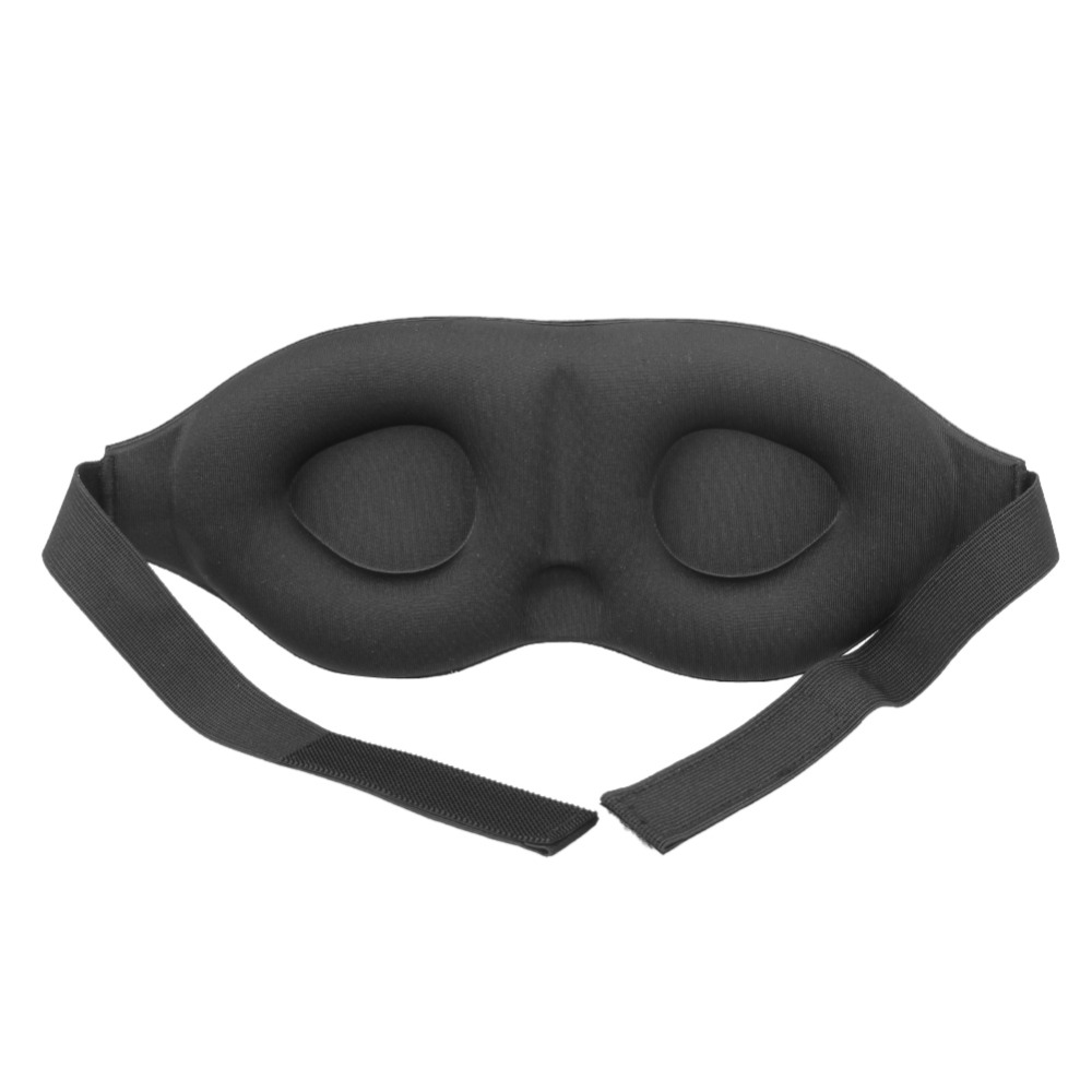Eyeshade Travel Sleeping Eye Mask 3D Memory Foam Padded Shade Cover Sleeping Blindfold for Office Sleep Mask 3