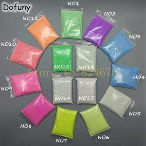 Image 3 - Polvere di fosforo, pigmento notturno brillante, verde, blu, brillante, 20 colori, 20 colori